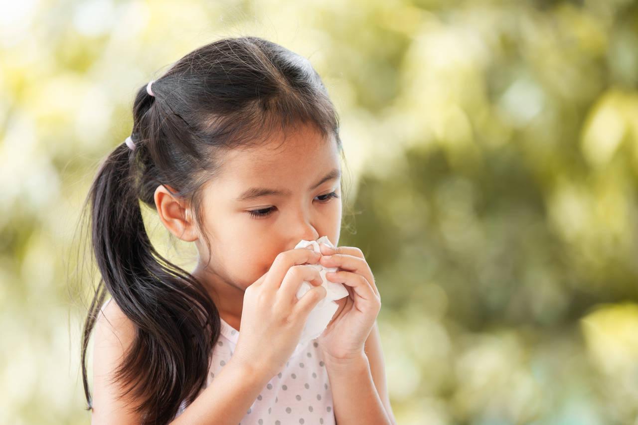 4歳でもできる花粉症対策とは!簡単な方法と免疫力アップメニュー