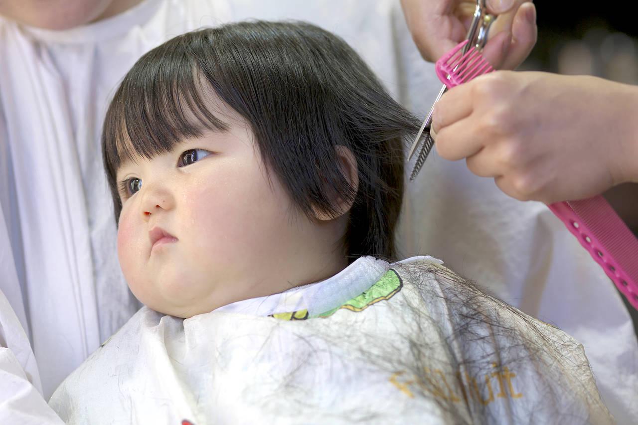 の 髪 切り 方 子供