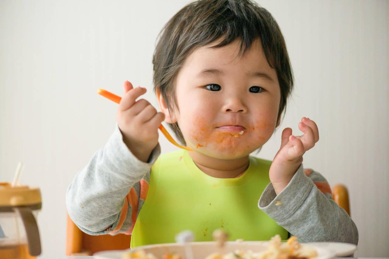 2歳に合ったフォークとスプーンとは?使いやすいおすすめ3選