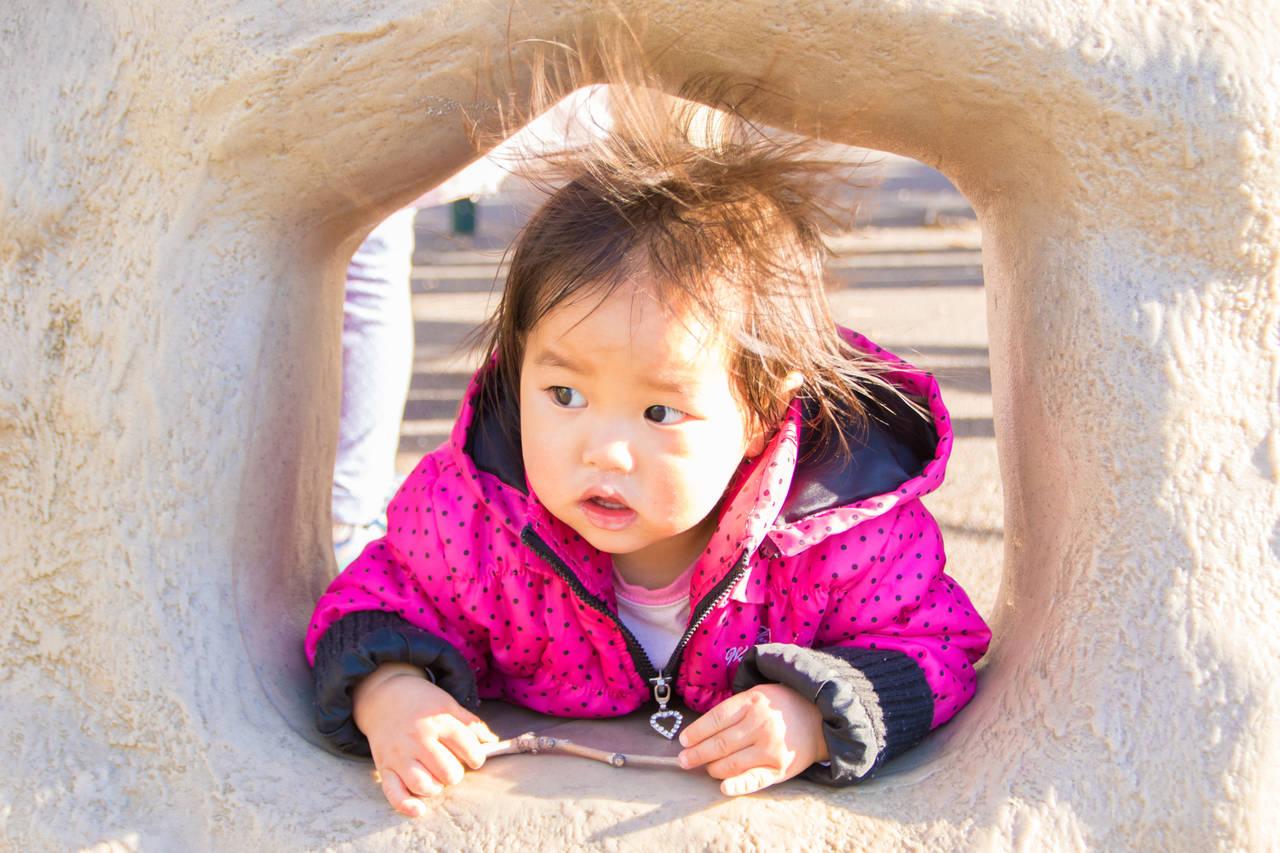 2歳児の髪の毛の静電気がすごい!発生の原因や試してみたい対処法