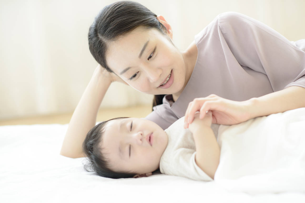 赤ちゃんの寝ぐずりにさようなら!試してみたい寝かしつけのヒント