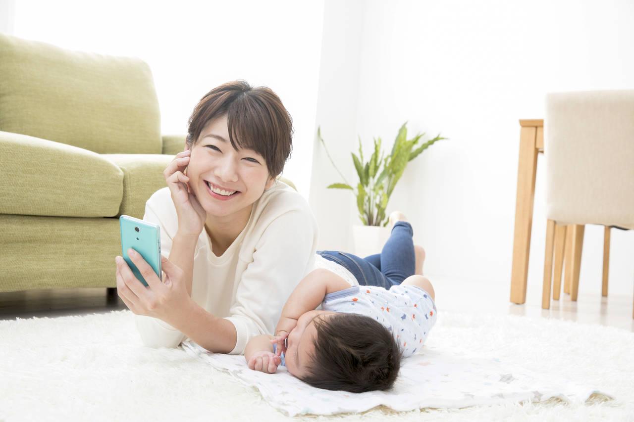 ママに最適な暇つぶしアプリは?上手に息抜きして子育てを楽しもう