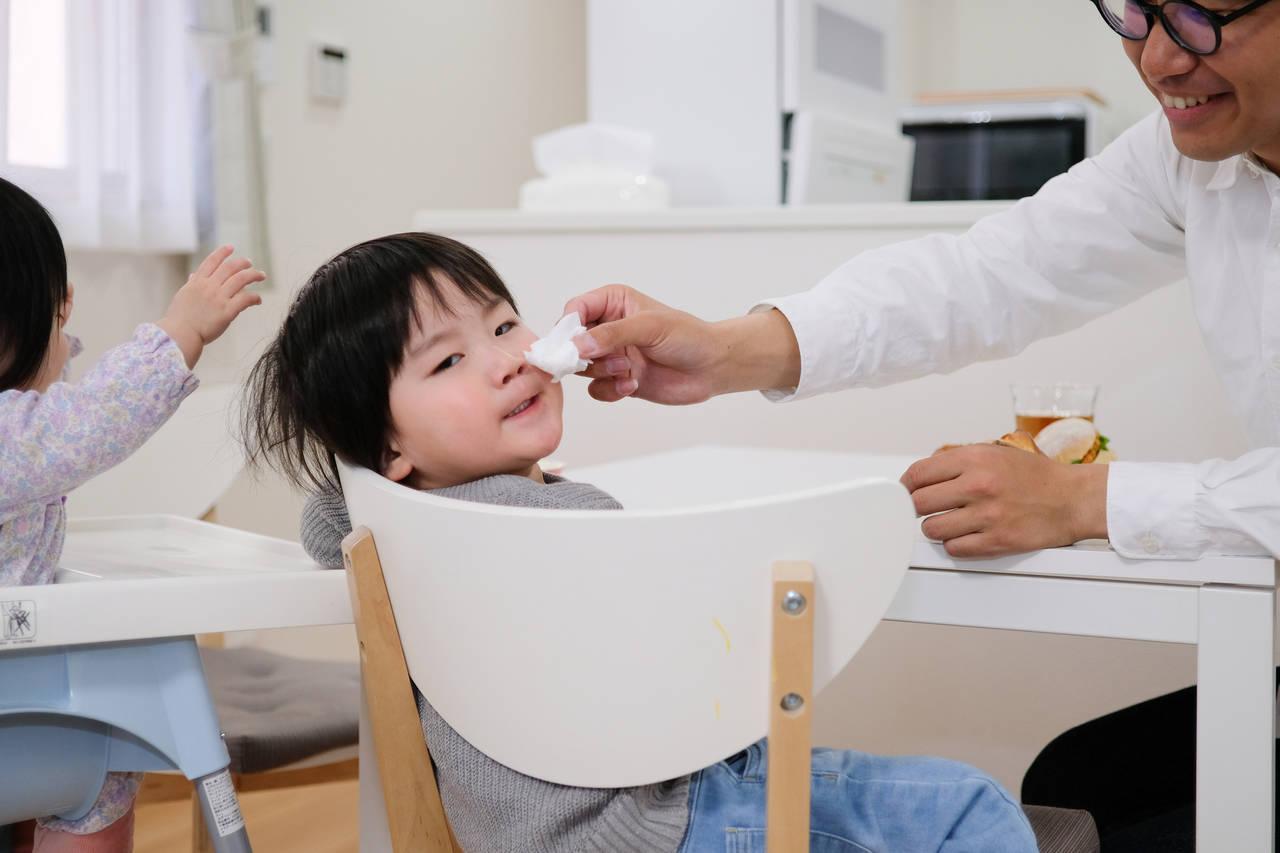 幼児期から身につける花粉症対策!生活習慣の見直しで花粉症を防ごう