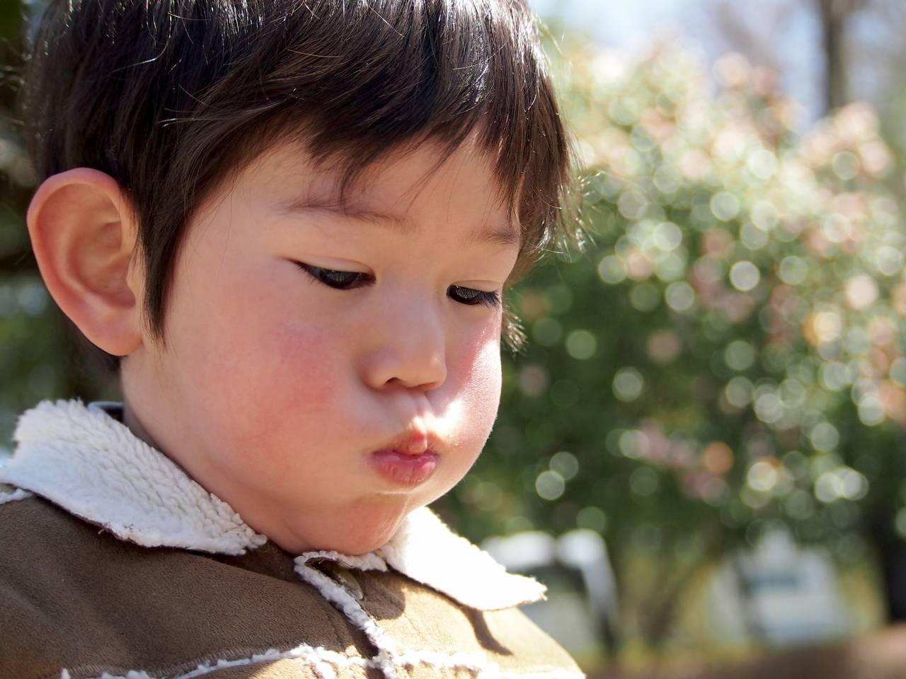 幼児期にやってくる男の子の反抗期!上手な叱り方と接し方を覚えよう