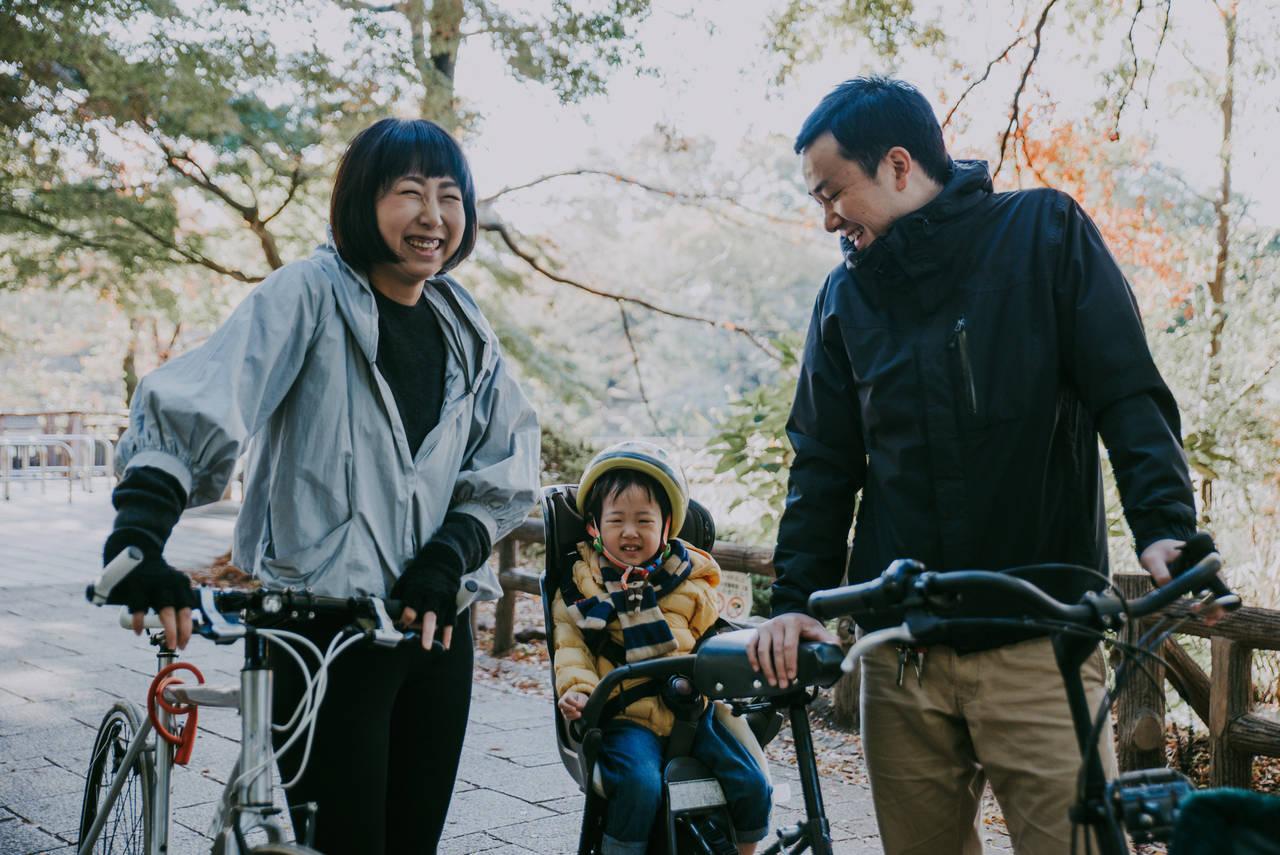 子どもとサイクリングを楽しみたい!安全に乗るには確認と場所が肝心