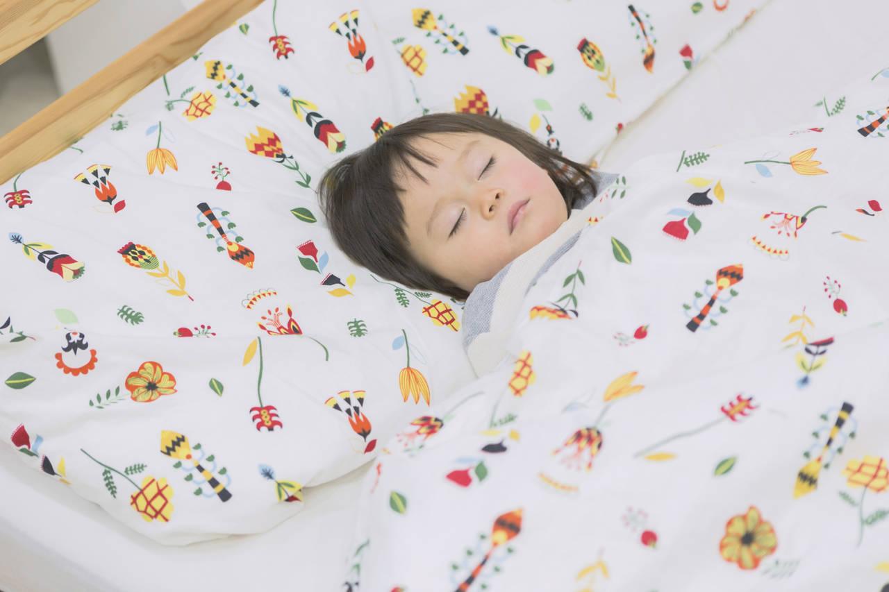 論文が証明する質のよい睡眠とは?子どもの睡眠を見直してみよう