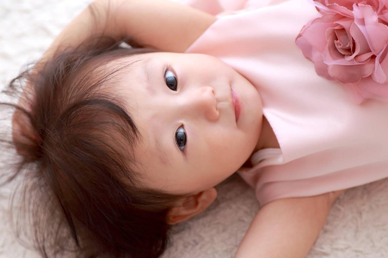 写真スタジオで赤ちゃんを撮ろう!成長の瞬間をおしゃれに残す方法