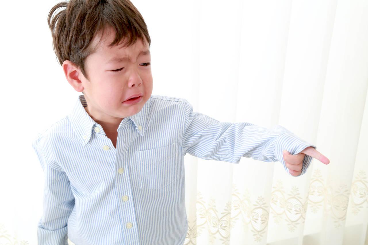 かんしゃくを起こす6歳の子ども!その原因とママができる対応法