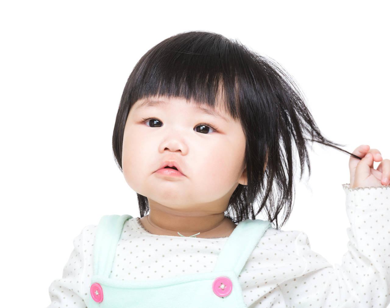 2歳の子どもが髪の毛をむしる!主な原因三つとママパパができること