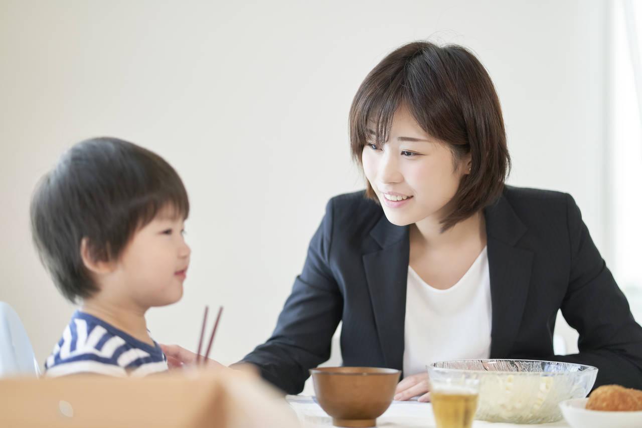 シングルマザーで女の子を育てる!負担を減らして少しでも前向きに