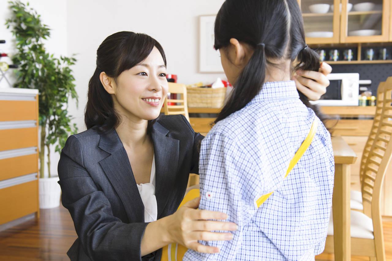 40代ママが仕事を始めるには?工夫して仕事と育児を乗り切ろう