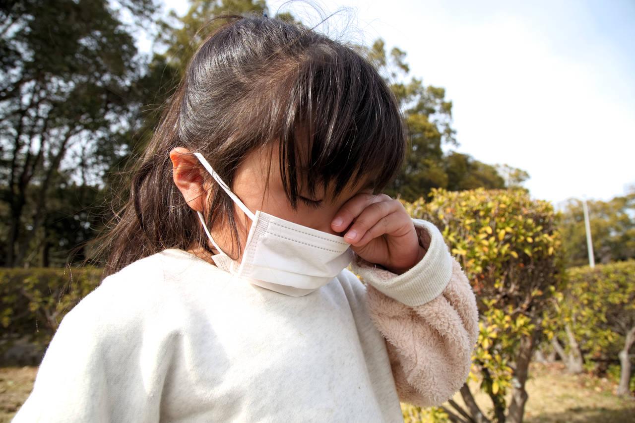 花粉症になった5歳児の対策とは?便利グッズや家庭での対策を知ろう