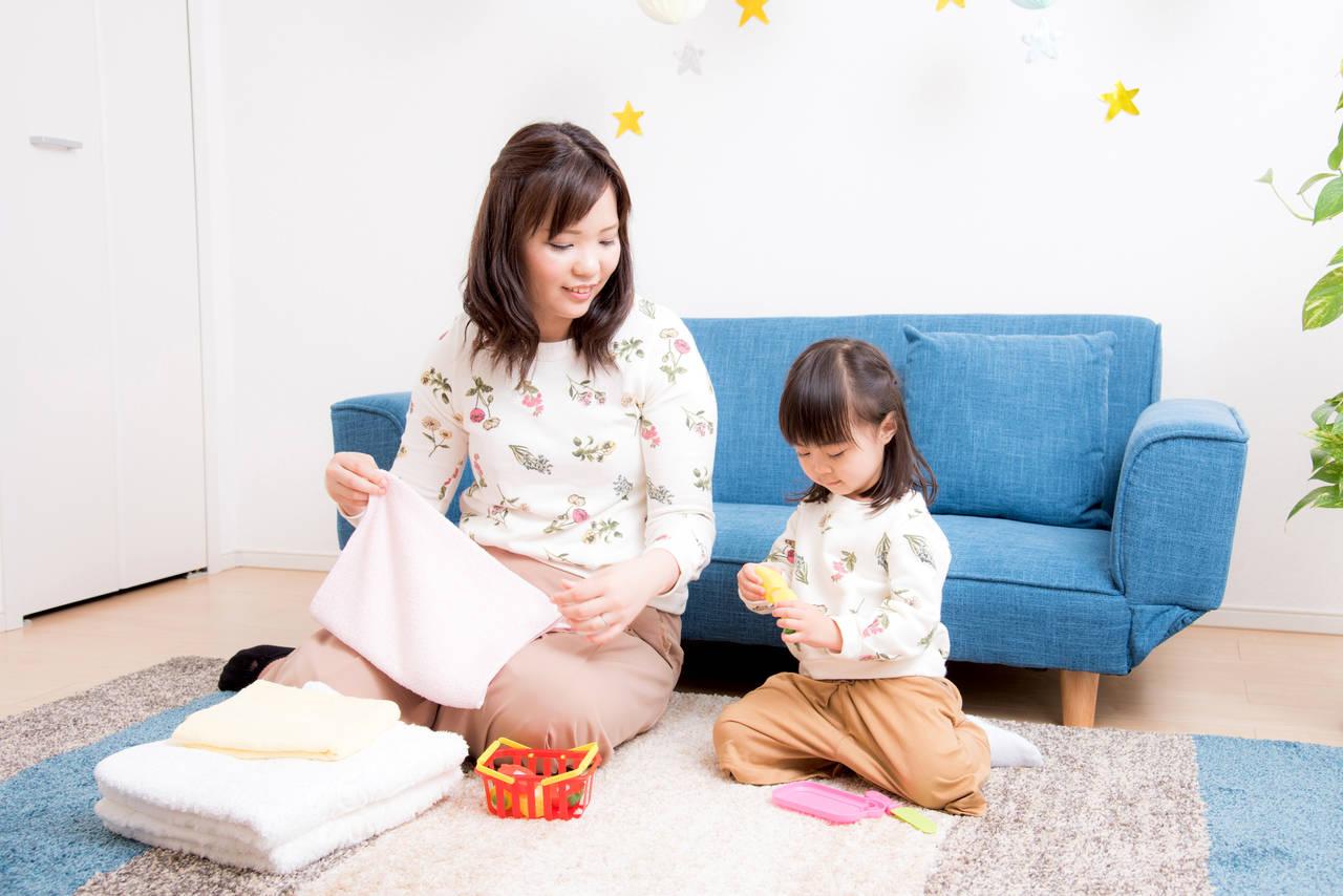 上手に家事を手抜きして育児に専念!子どもと過ごす時間を楽しもう