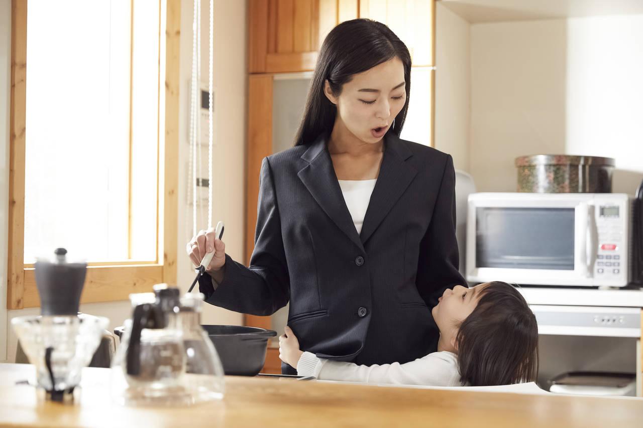 ワーキングマザーの時短食事作り。週末利用やサービスを活用しよう