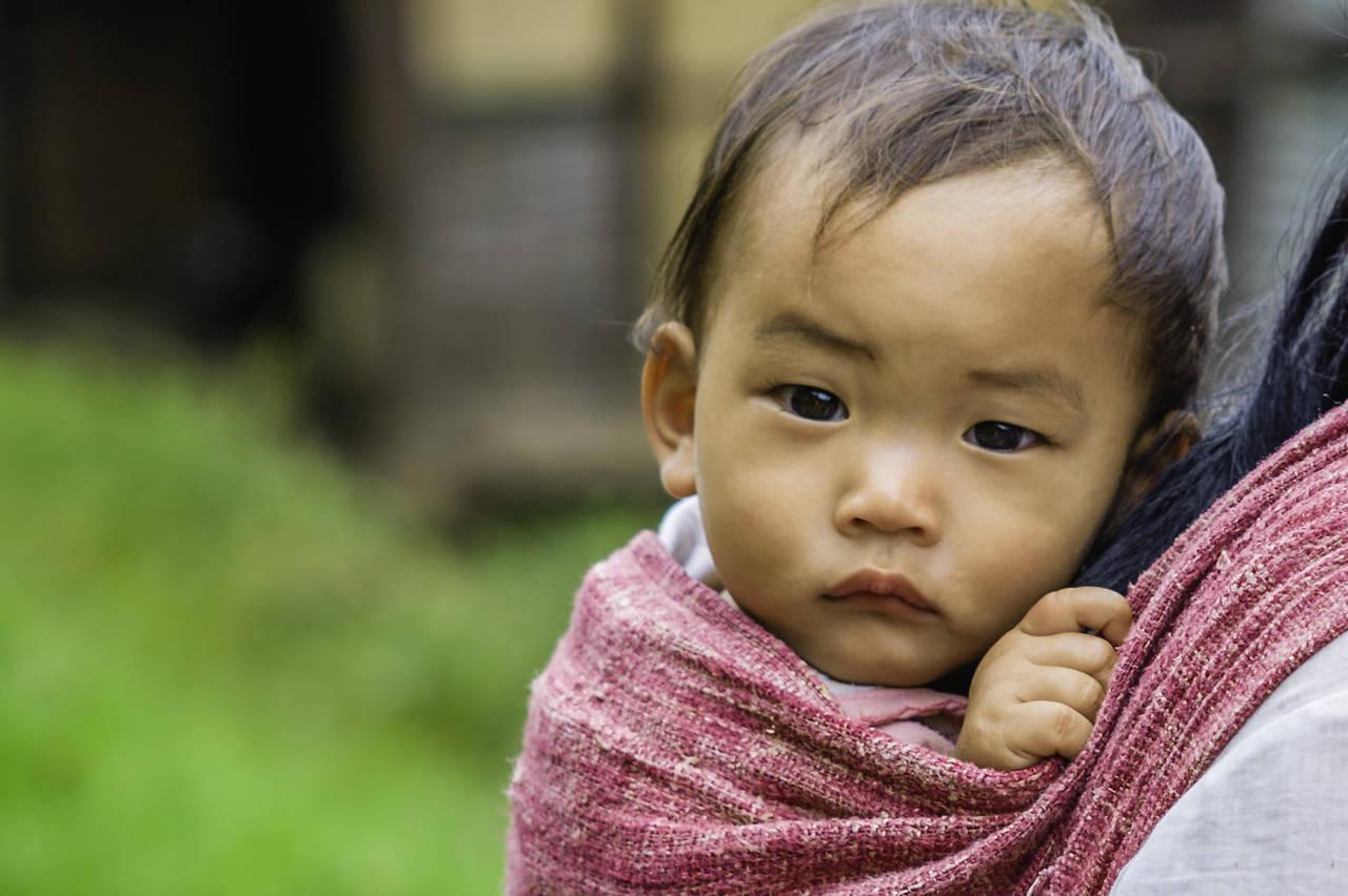 幼児まで長く使えるベビーラップ!色々な使い方や注意点を知ろう