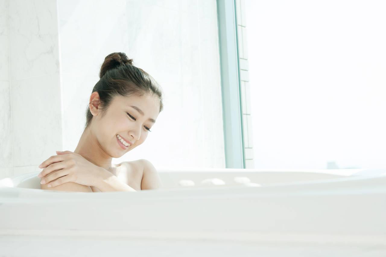 おしるしが来てもお風呂は入れる?入浴の注意点と出産までの過ごし方