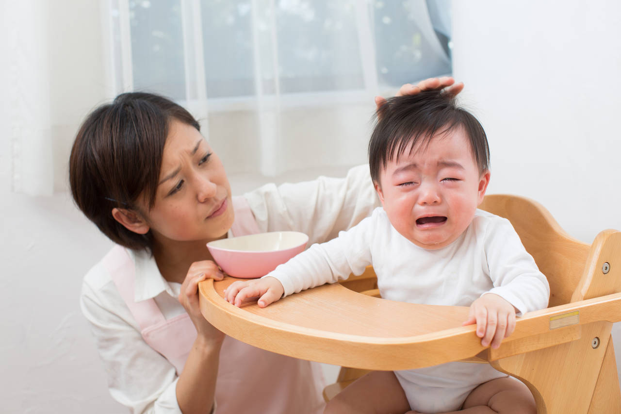赤ちゃんが軟飯を嫌がるのはなぜ?調理ポイントやママが注意すること