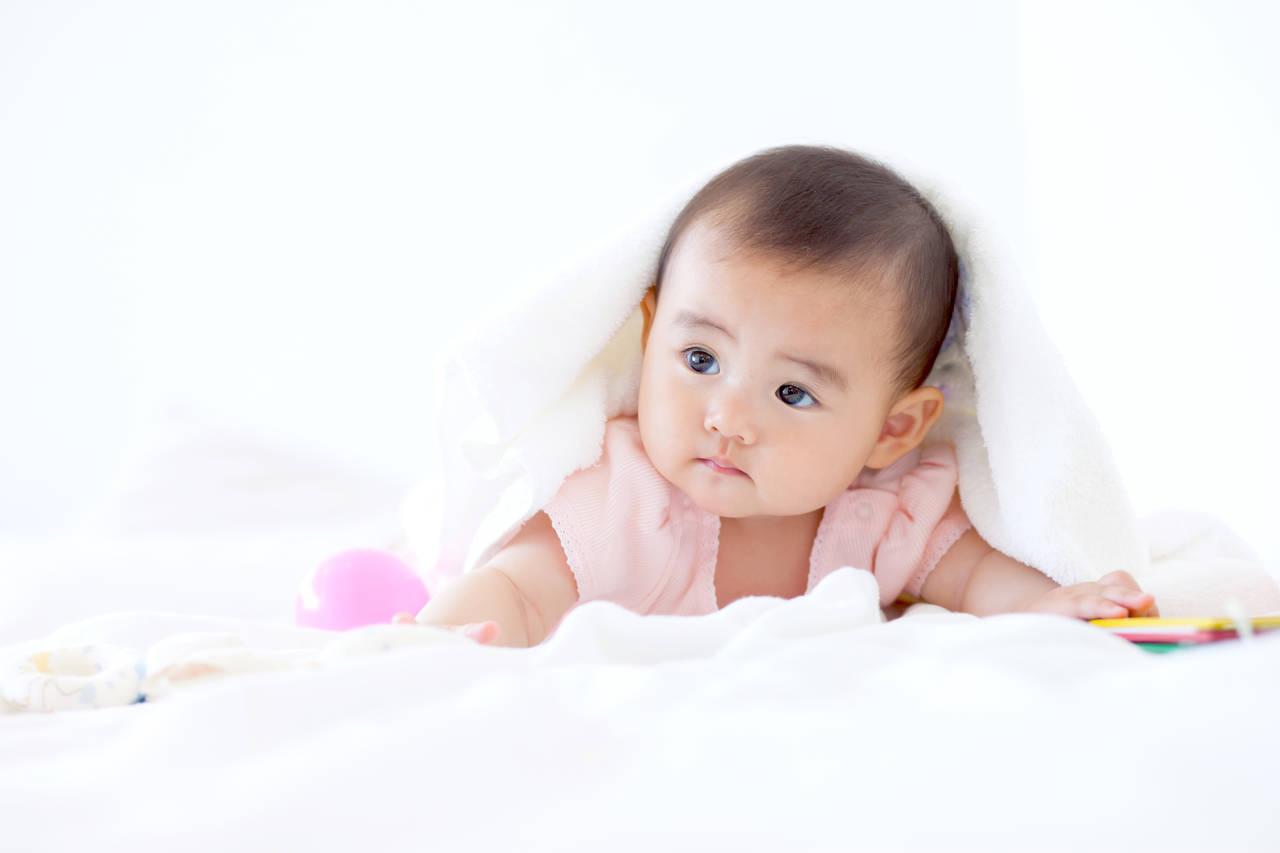 赤ちゃんの首がすわるのはいつ?確認をして子育ては次のステージへ