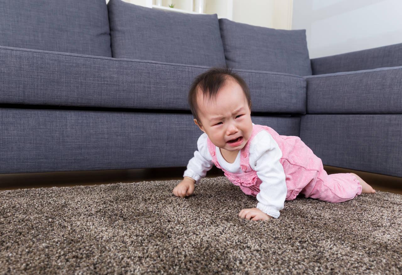 赤ちゃんの後追いで家事ができない!原因を知ってうまく乗り切ろう