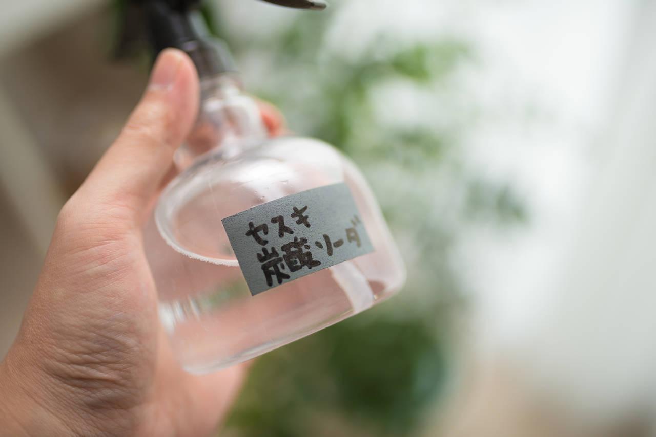 セスキ水 作り方