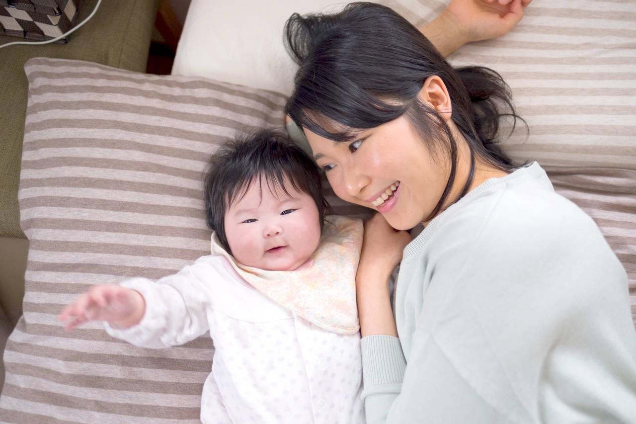 生後3カ月でクーイングしない!赤ちゃんの発達に合わせた対応方法