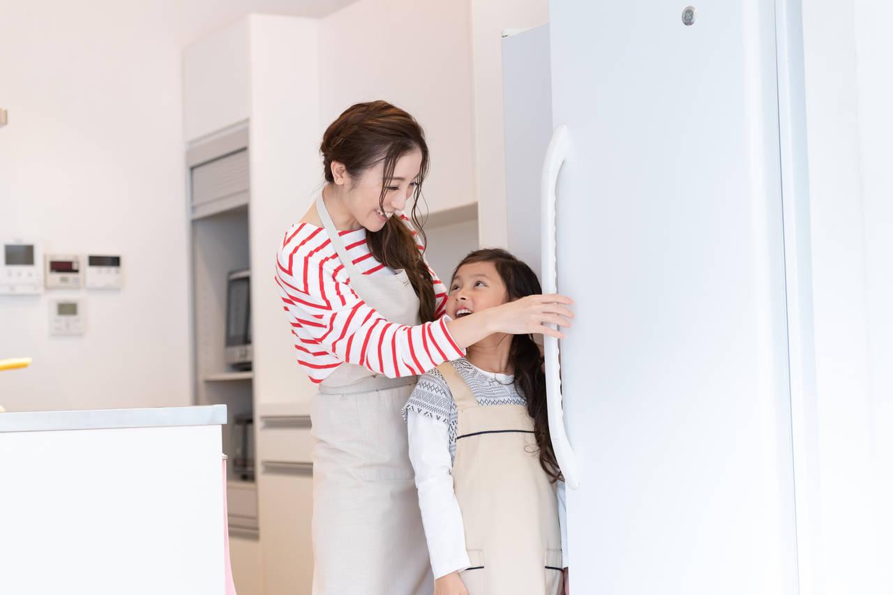 3人家族に最適な冷蔵庫の選び方!おすすめの冷蔵庫をチェックしよう