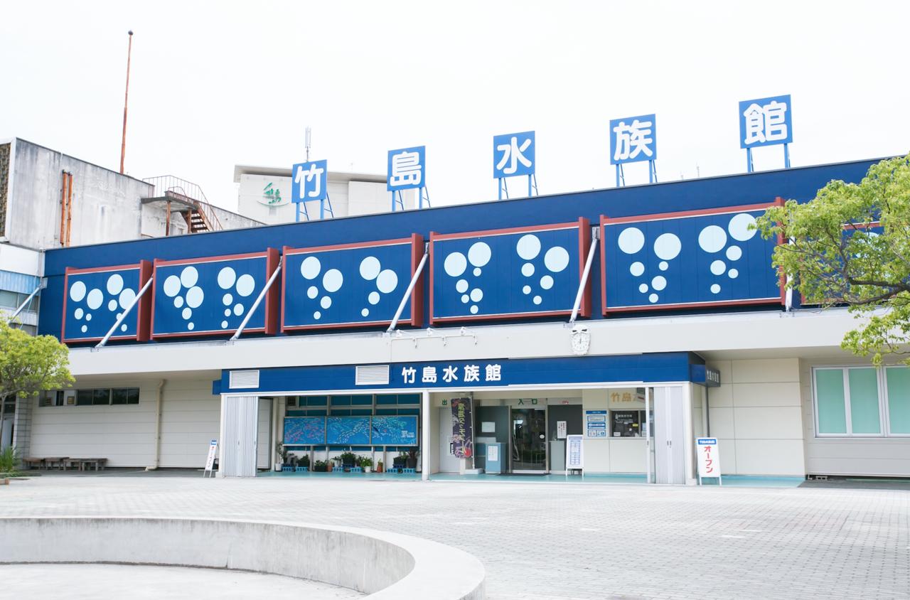 【愛知】タカアシガニやオオグソクムシに直接さわれる「竹島水族館」