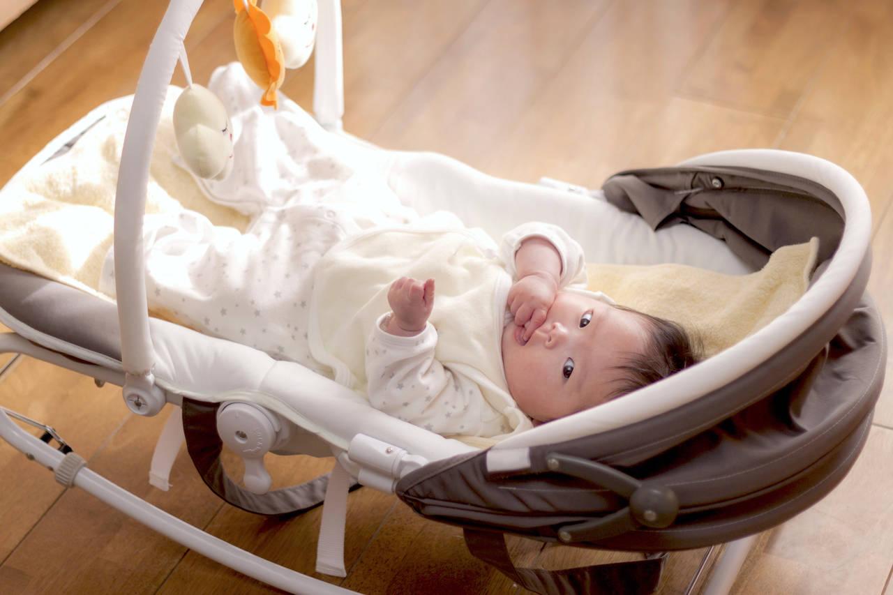 赤ちゃんが大好きなバウンサー!正しく使ってママも赤ちゃんもご機嫌