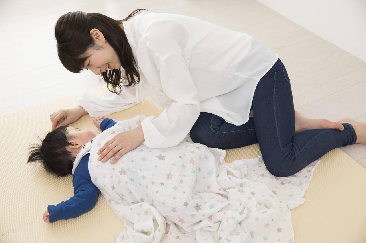 昼寝でもねんねトレーニングは必要?昼寝の基本と寝ないときの対処法