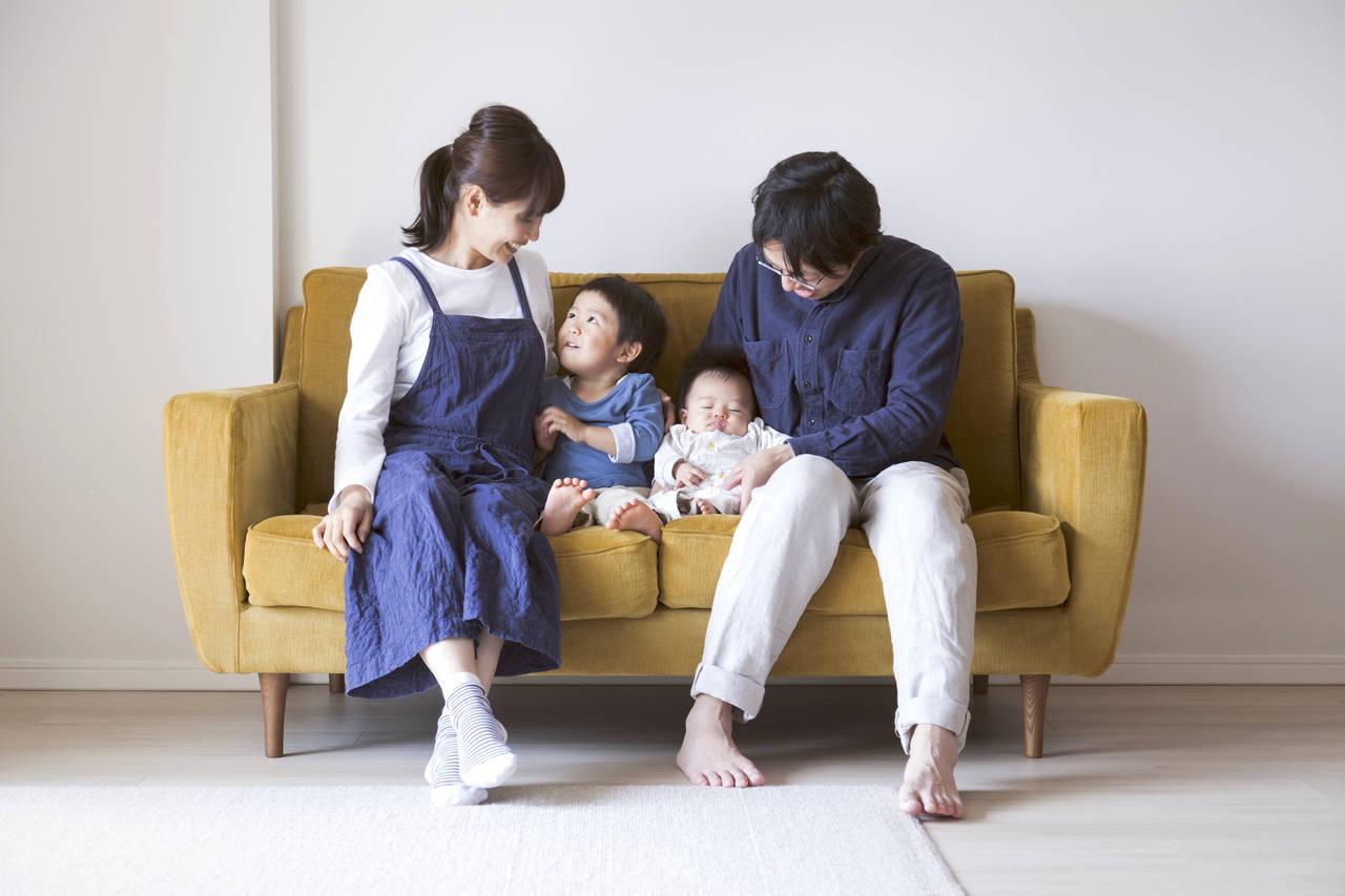 パパと上の子が赤ちゃん返りで大変!赤ちゃん返りの原因から対策まで