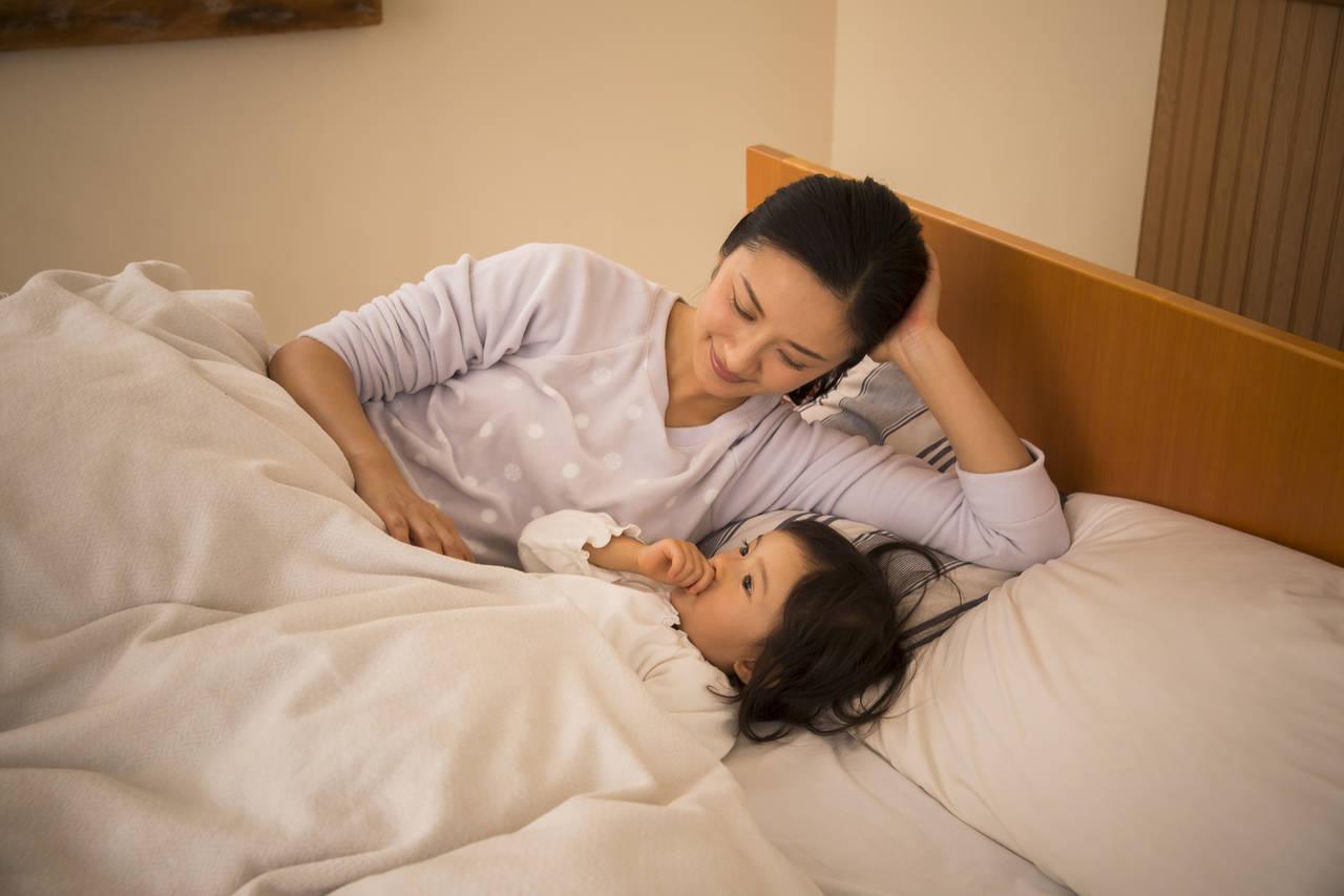 夜間断乳をして朝まで眠りたい!成功へのステップとコツをつかもう