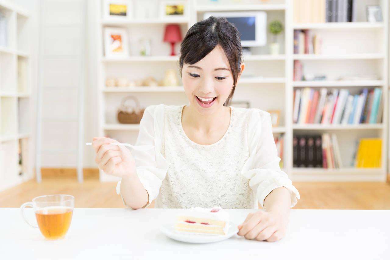 食欲旺盛な20代ママが注意することは?体重管理でリスクを減らそう