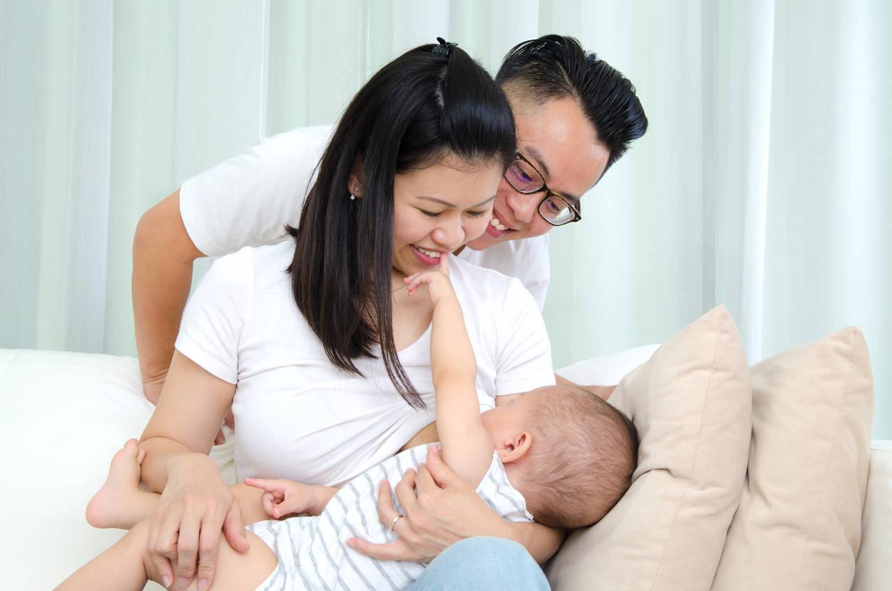 母乳によい食事をしたい!赤ちゃんのためになる食事のポイント