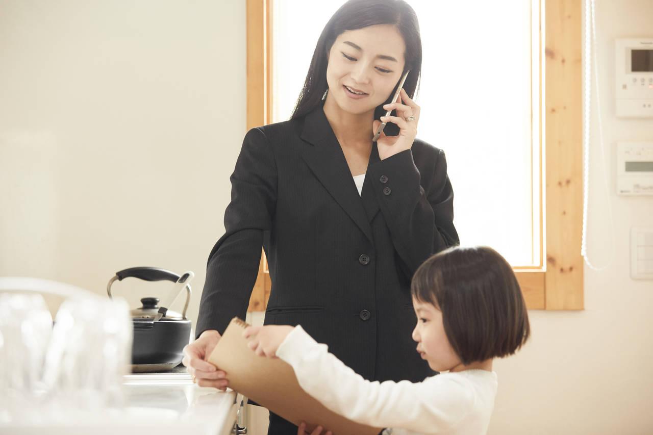 ワーキングマザーのライフスタイル!仕事と育児を両立させるコツ