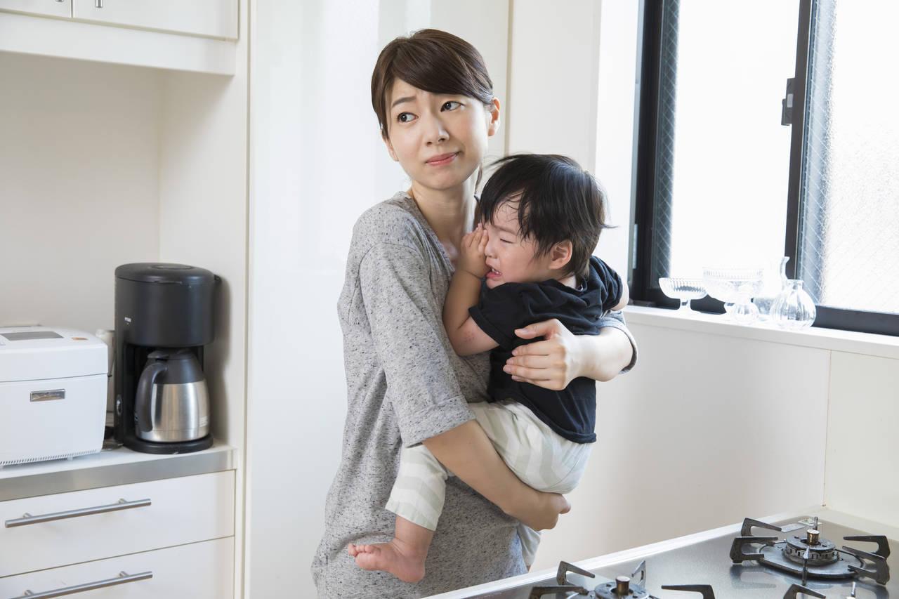 子育てに疲れたらどうすればよいの?疲れの原因から考え方のコツまで
