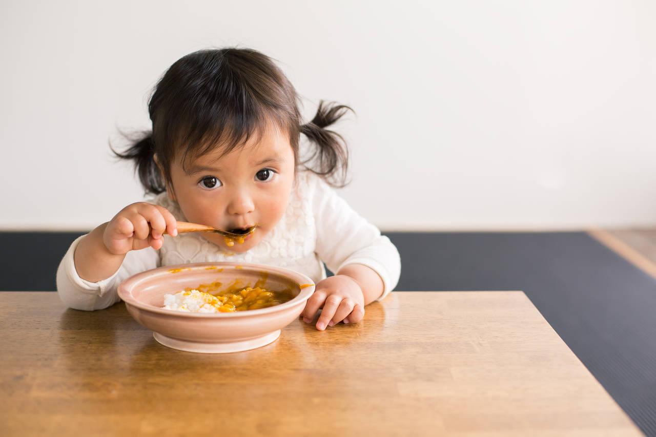 3歳の食べ方は成長段階!しつけや対応方法を知って楽しく食べよう