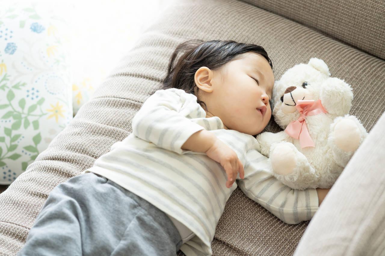 子どものお昼寝で毎日困ってしまう!幼児期のお昼寝の上手なとり方