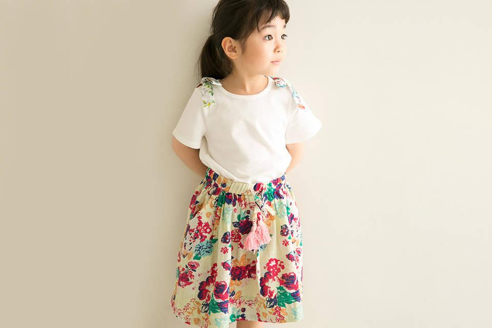 【春夏】女の子のフォトジェニックコーデ。シーンにマッチした服選び