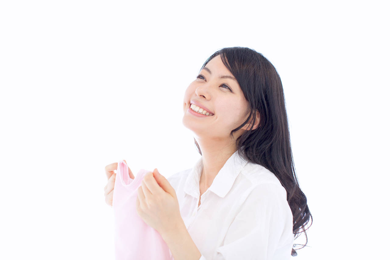 ベビー服の水通しに洗剤は使う?水通しの理由と洗濯機のポイント