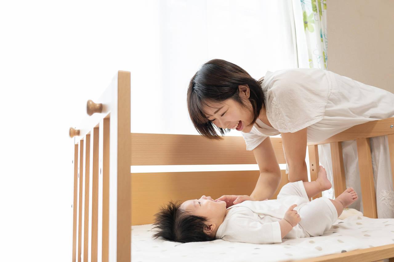赤ちゃんの背中スイッチをオフしたい!ママの切実な望みを叶える方法