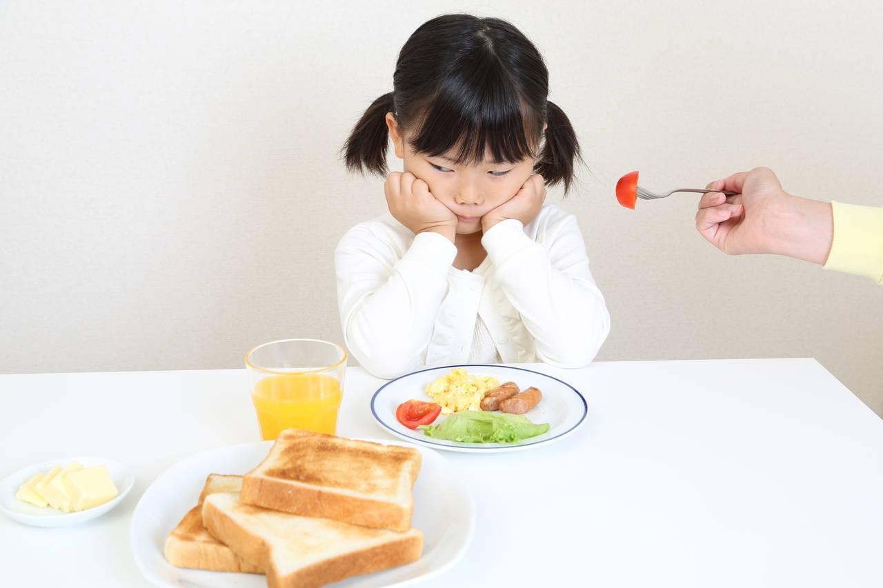 食事を食べない子どもにイライラ!怒鳴ることなく食事をする方法とは