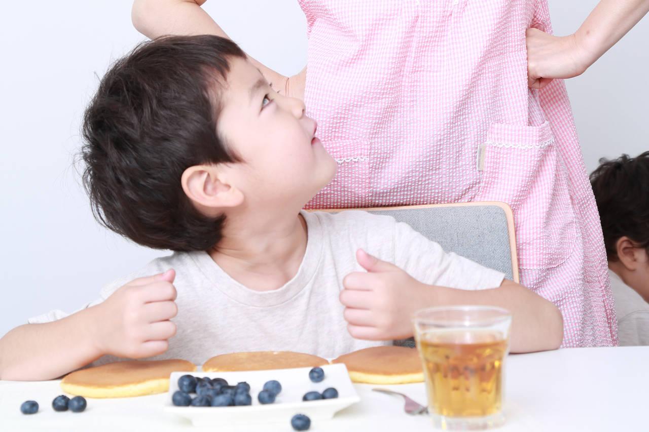 5歳の子どもの食べ方が汚い!上手になるための対策を知ろう