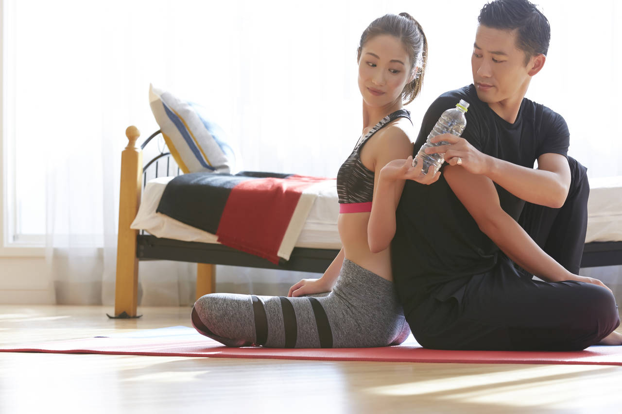夫婦で楽しくスポーツをしよう!子育て中でもできるスポーツの紹介