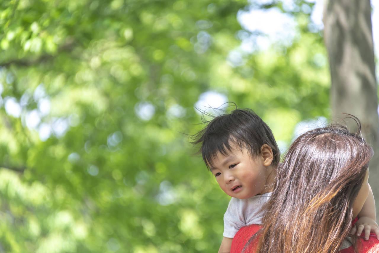 3歳の子が叩いてくるのはなぜ?上手な対応法や落ち着く環境の作り方