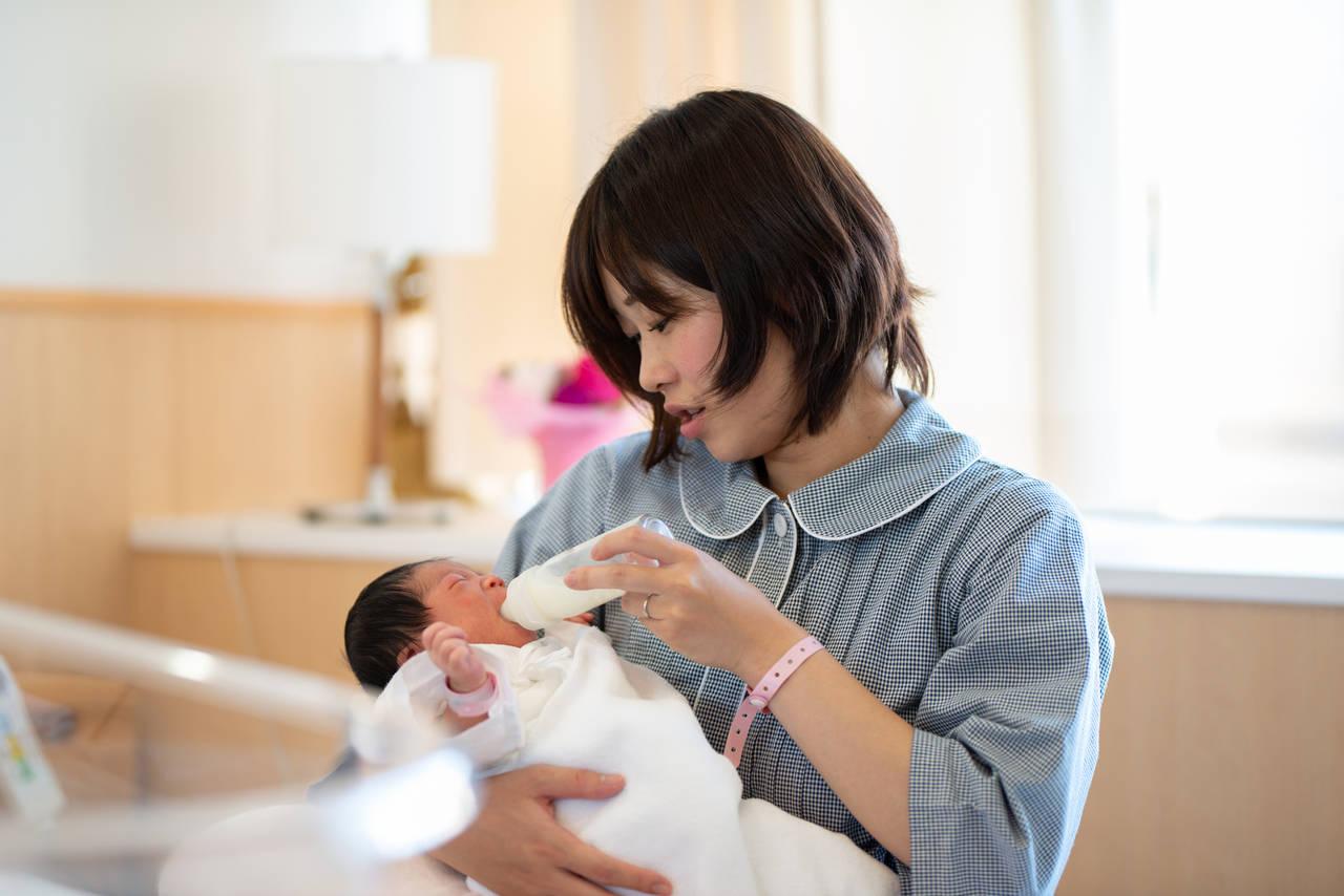 里帰りしないで出産と育児を乗り切る!ママを支援する体制を整えよう