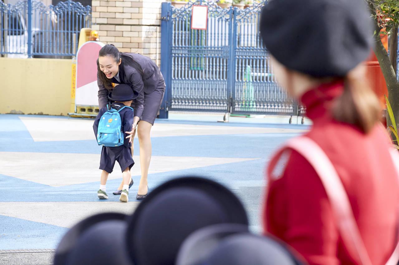 幼稚園で泣くことも成長に必要!ママと子どもが笑顔になれる心がけ