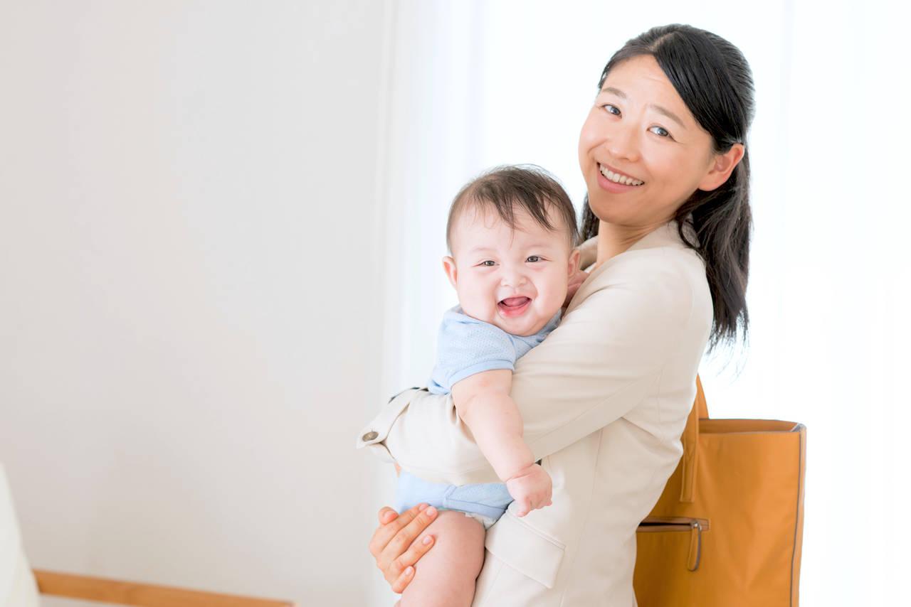 30代ママの子育ては体力勝負!仕事と両立するためのコツとは