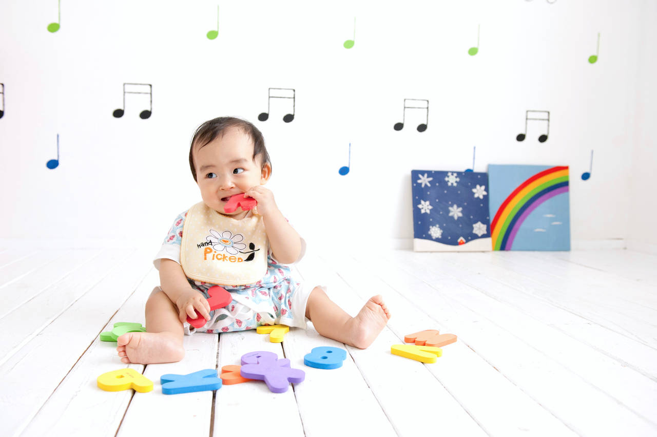 赤ちゃんに音楽教育をはじめよう!嬉しいメリットやおすすめの音楽