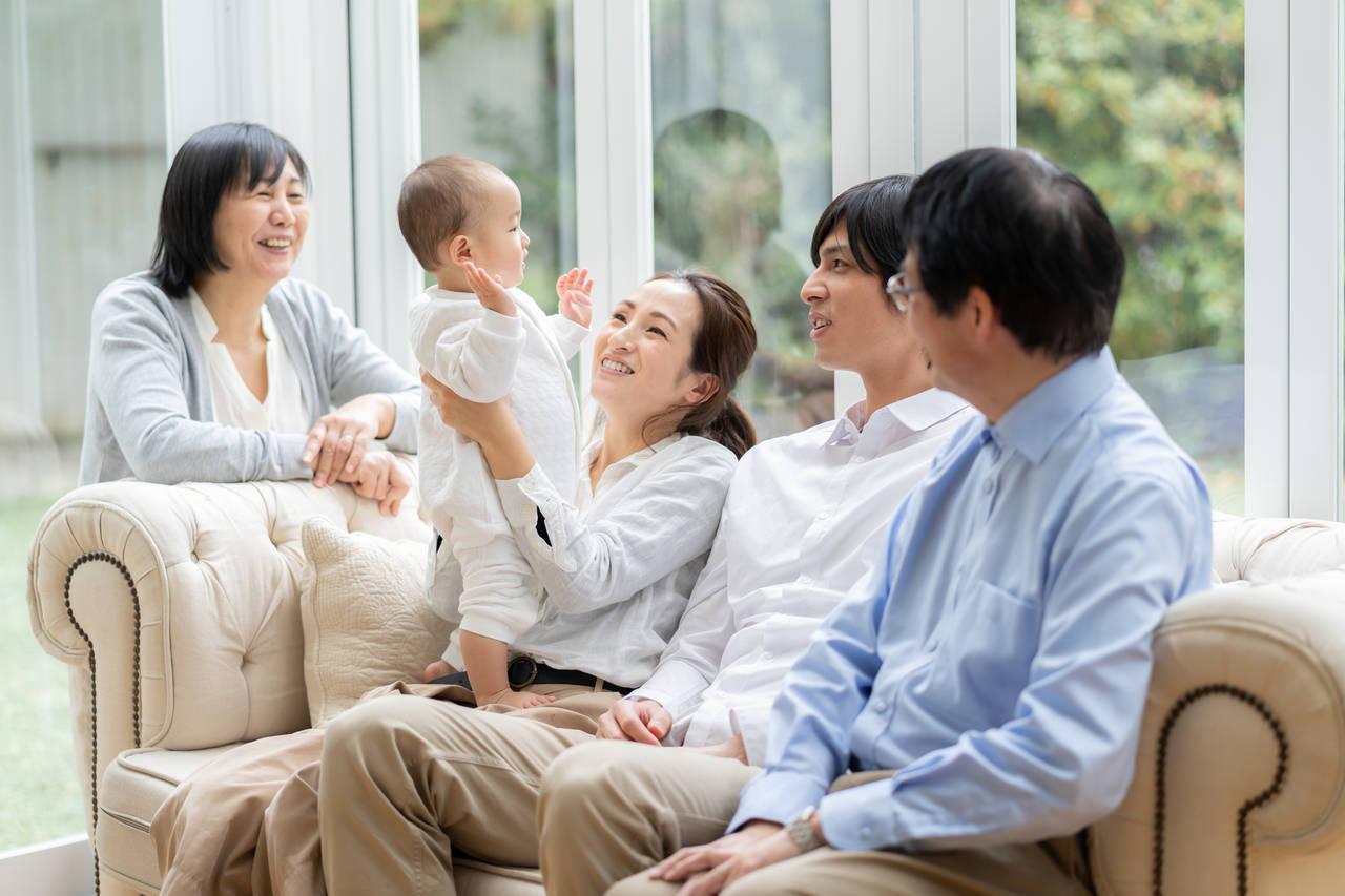両親と同居するときの生活費。分担方法や考え方とお得なポイント