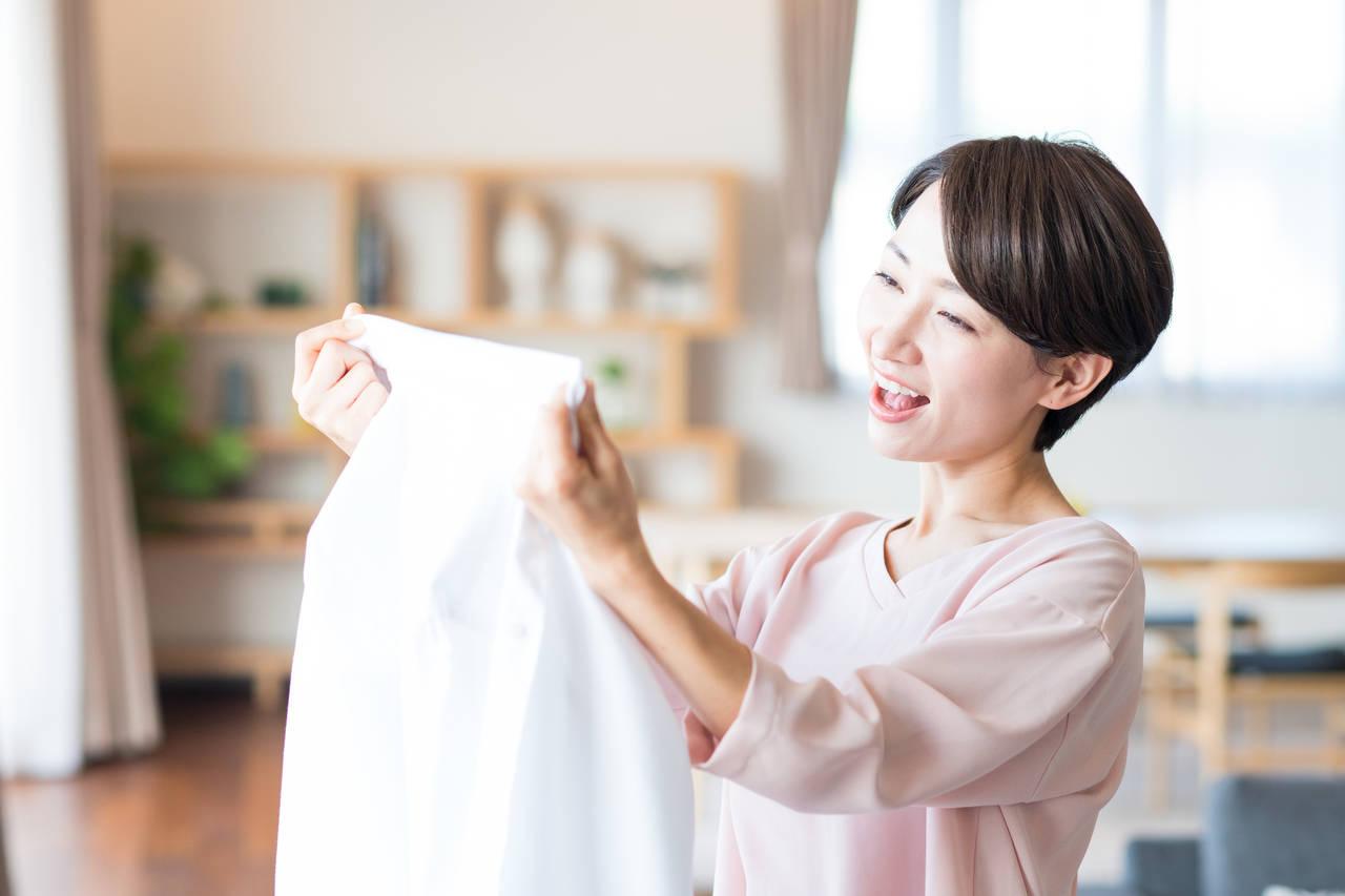 酸素系漂白剤でお洗濯が変わる!子ども服に使えるママも安心の活用法